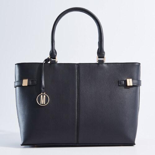 79ee0f2202b Mohito - Elegantná kabelka typu city bag - Čierna - Glami.sk