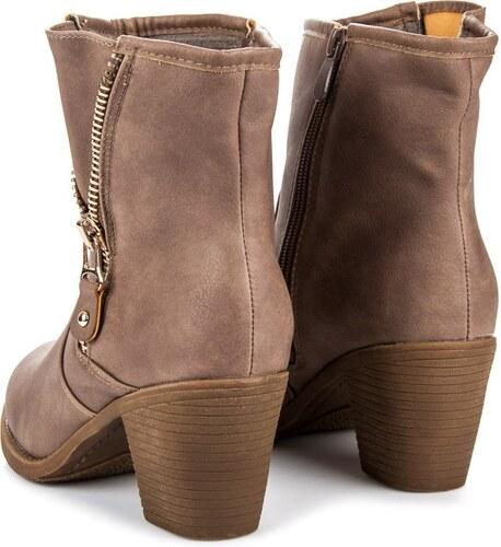 6f5a06eef Členkové topánky kovbojky XQ71KH - Glami.sk
