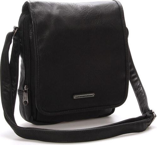 30f47bb6be Enrico Benetti Taštičky Pánská taška přes rameno černá - Gage Enrico Benetti
