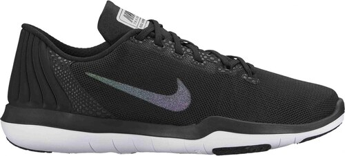 Dámská fitness obuv Nike W FLEX SUPREME TR 5 MTLC BLACK DARK GREY ... 60885fb57c