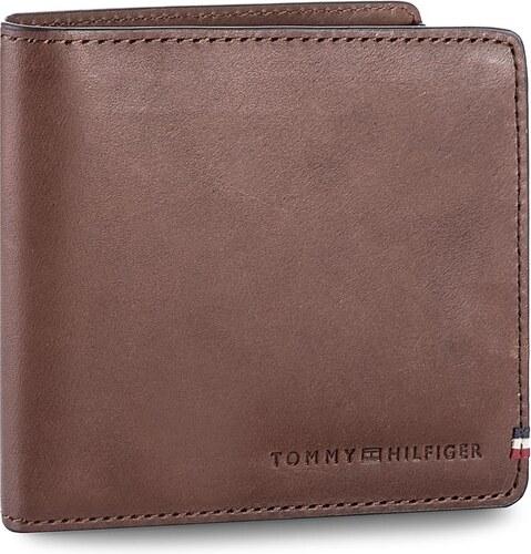 175e8b5c54 Veľká Peňaženka Pánska TOMMY HILFIGER - Th Burnished Cc   Back Coin Zip  AM0AM02658 254