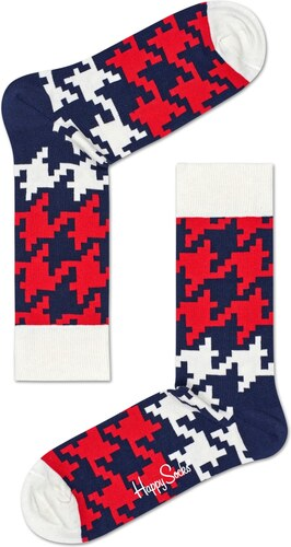 Happy Socks barevné ponožky Dogtooth - 36-40 - Glami.cz 466ddccc64
