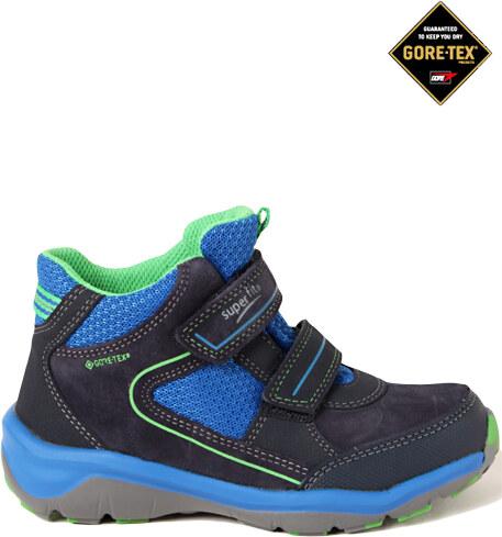 SUPERFIT Dětské boty podzimní zateplené Gore-tex Superfit 1-00239-82 ... 58ade52491