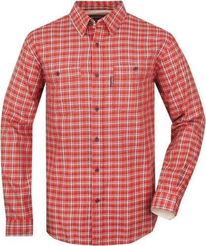 BUSHMAN Pánská košile 241046 orange - Glami.cz a5f4c896b2