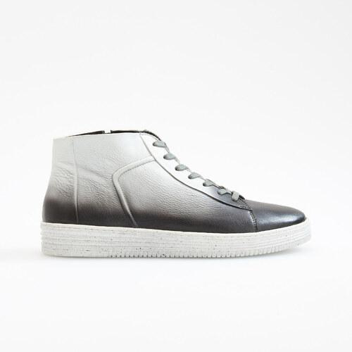 fbbb4d208bd Reserved - Členkové topánky - Biela - Glami.sk