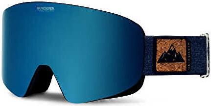 Quiksilver Lyžiarske okuliare QS RC Vallarta Blue EQYTG03034-BYH0 ... 80de677152d