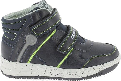 Canguro Chlapčenské členkové topánky - šedo-modré - Glami.sk fff4d2396ed