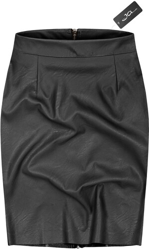 8aa29280984d Dámska pencil sukňa 5355 čierna - Glami.sk