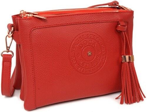 D . . A Červená kabelka Logo - Glami.sk d8dabcbcf05