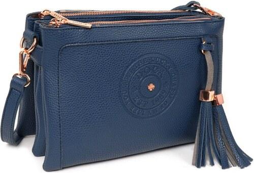 D . . A Modrá kabelka Logo - Glami.sk 2f0b255ba52