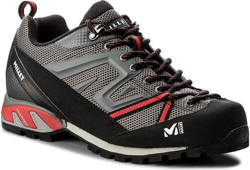 f4f9ff605 Trekingová obuv MILLET - Trident MIG1315 Grey/Red 3024 - Glami.sk