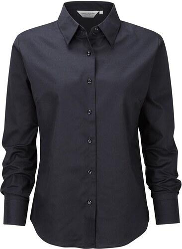 efbdb7bba699 Dámska košeľa Oxford s dlhými rukávmi - Glami.sk