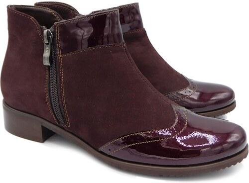Dámské zimní kotníkové boty Barton 24217 - Glami.cz 1effdc11974