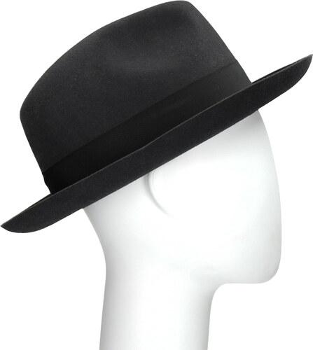 826f1549075 Tonak Černý pánský klobouk - Glami.cz