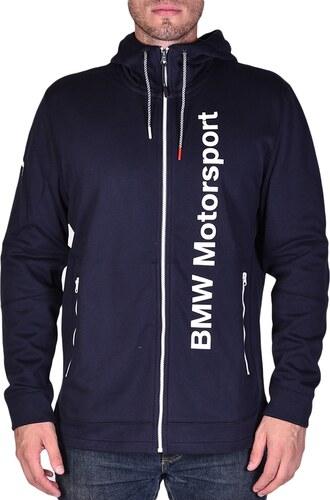 Puma Bmw Msp Hooded Midlayer férfi kapucnis cipzáras pulóver - Glami.hu 701a3dc9d8