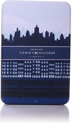Tommy Hilfiger Th Men Stripe Box 5p férfi magas szárú zokni - Glami.hu 088b2c6847