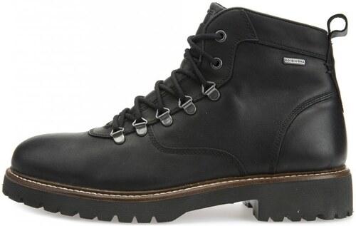 Geox pánská kotníčková obuv Kieven B Abx 42 černá - Glami.cz 77b373a155
