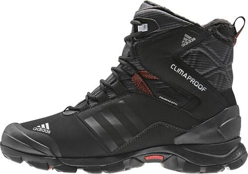4e7def5c3e16 adidas Performance Pánská treková obuv adidas WINTER HIKER SPEED CP PL  CBLACK CBLACK CORENE