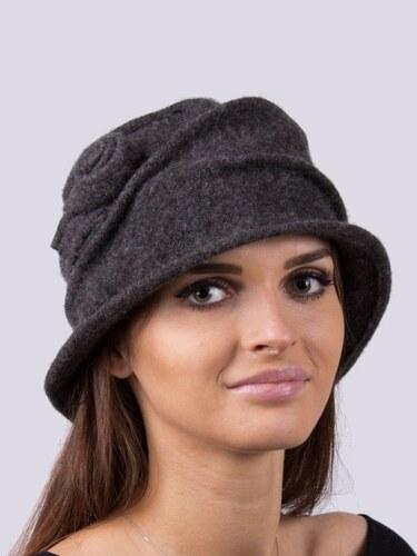 EMC Dámský zimní klobouk H028 HAT GRAPHITE - Glami.cz 909977709b