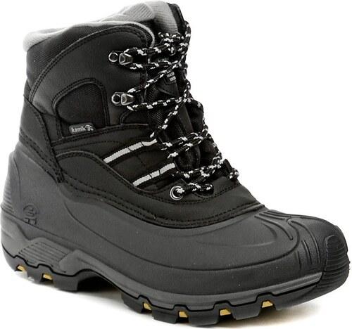 Kamik Warrior 2 black pánské zimní boty - Glami.cz fc60853a8f