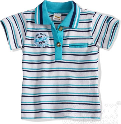 6250030fd16 Dětské tričko s límečkem DIRKJE