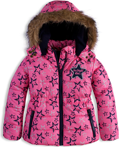 Dievčenská zimná bunda DIRKJE SHINE BRIGHT - Glami.sk 2a3338d4db4