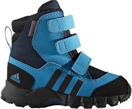 Dětská zimní obuv adidas Performance CW HOLTANNA SNOW CF I MYSPET CBLACK  BLUNIT 55e22831531