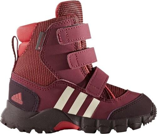 Dětská zimní obuv adidas Performance CW HOLTANNA SNOW CF I  CORPNK CWHITE MYSRUB 4f7bcb4c44