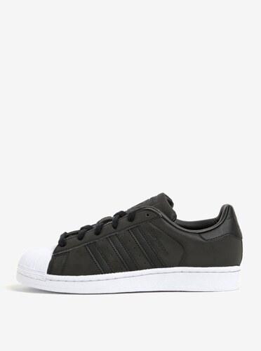 Černé dámské tenisky adidas Originals Superstar - Glami.cz 6cf10559fd