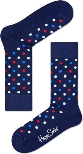 Happy Socks tmavě modré ponožky Dot - 41-46 - Glami.cz d7dcb812a6