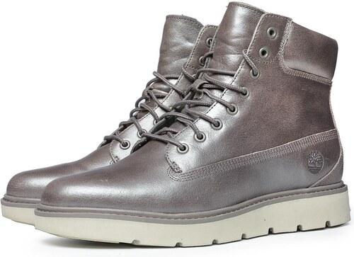 Timberland Women's Kenniston 6-inch Boot Silver Metallic - Glami.sk 35409501573