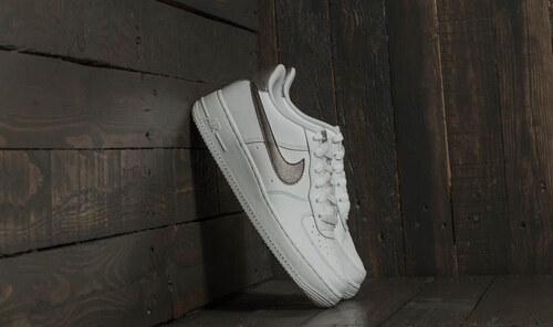 Nike Air Force 1 (GS) Summit White  Metallic Pewter - Glami.sk c1a4056e508