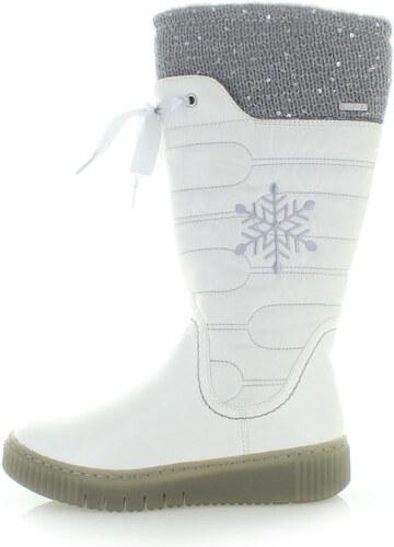 a0178b561333 Biele snehule Tamaris 26628 - Glami.sk