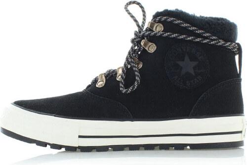 Converse Dámske čierne vysoké tenisky Chuck Taylor All Star Ember Boot f7f90e5f4af