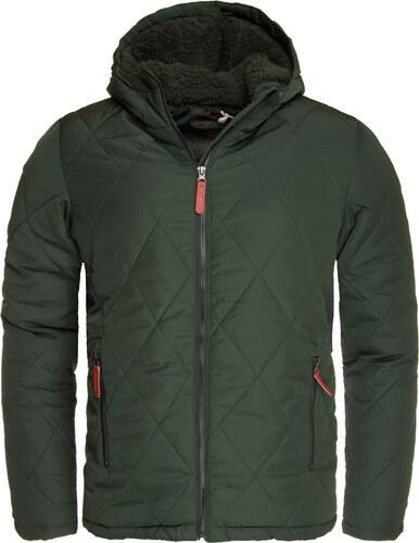 Zimní bunda pánská LOAP TOTEM zelena - Glami.sk 7ef5a7ef712