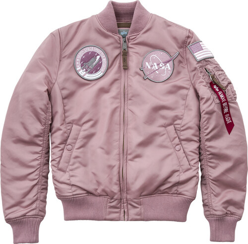 Alpha Industries Ma 1 Vf Nasa női kabát 168007 397 - Glami.hu ca24752f43