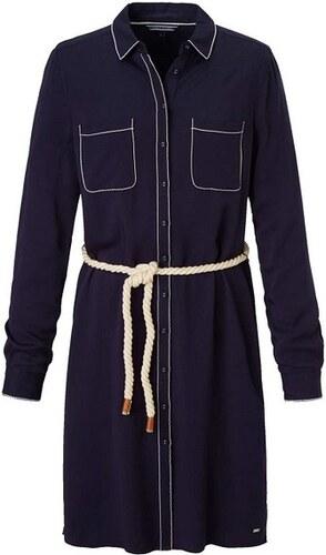 Padavé pohodlné šaty TOMMY HILFIGER - Glami.sk dbc5667b90