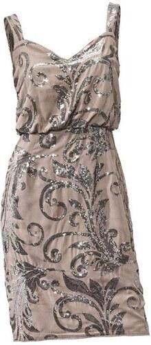 Spoločenské šaty s flitrami Ashley Brooke - Glami.sk d4bb450fae3
