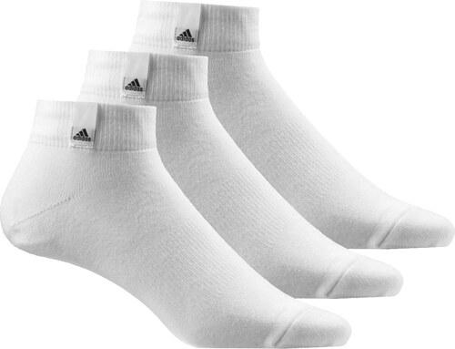 088f1ebf085 adidas Performance Pánské ponožky adidas Per LA Ankle 3 páry BLACK ...