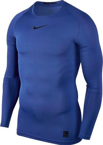 4109aa88e5 Nike M NP TOP LS COMP Hosszú ujjú póló 838077-480 Méret S - Glami.hu