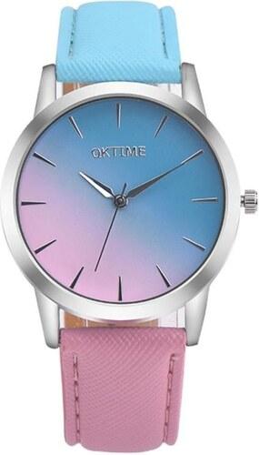 Shim Watch Oktime Dámské hodinky Tyrkys - Glami.cz 549687eb13