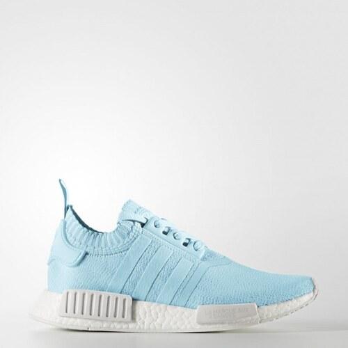 ADIDAS ORIGINALS Dámské Tenisky Adidas NMD R1 Woman PK Ice Blue White BY8763 e5e9148e297