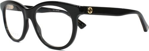 736f358589084 -8% lunettes-de-vue Gucci GG-0167-O 001 Femmes