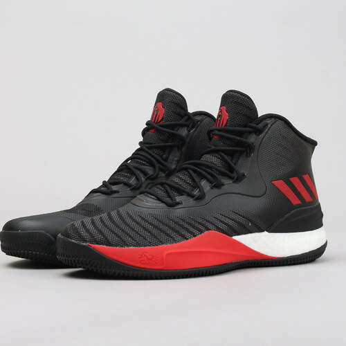new style 73f86 c6d2d ... pretty cheap 60cac f4e24 adidas Performance D Rose 8 cblack ftwwht  scarlet ...