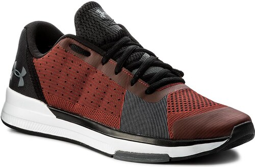 Boty UNDER ARMOUR - Ua Showstopper 1295774-600 Red Blk Mcg - Glami.cz 6bf02b6151