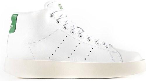 adidas Originals adidas Stan Smith Bold Mid bílé BY9663 - Glami.cz 3d0dc8778d