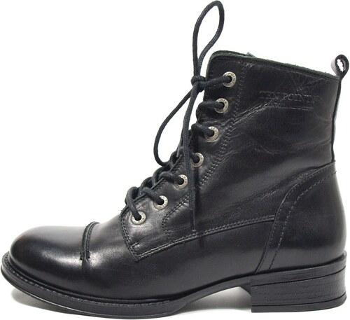 Ten Points Ten Points dámská kotníková obuv PANDORA černá 52b44e9c9c