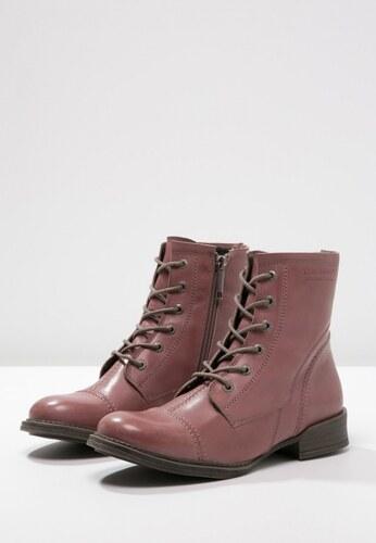 Ten Points Dámské kotníkové boty TEN POINTS PANDORA 120005 810 starorůžové 6338df725b