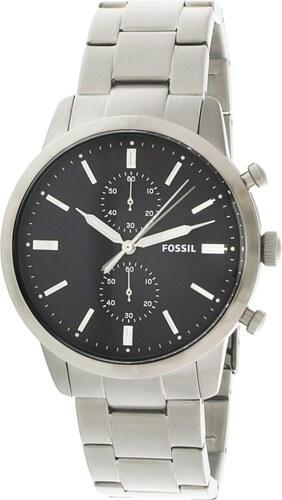 Fossil Férfi Karóra Townsman FS5349 Grey Stainless-Steel Japanese Quartz  Fashion 0a1e83b839