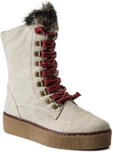 f38126f2a89 Členková obuv BUGATTI - 421-28832-1459-2152 Offwhite Beige - Glami.sk